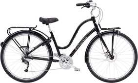 Electra Townie Commute 27D EQ dam svart one-size