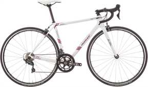 Ridley Aura X Ultegra White/Purple/silver medium