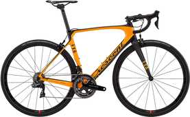 Crescent Exa Di2 svart/orange 55 cm