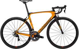 Crescent Exa svart/orange 49 cm